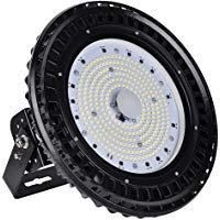 Los mejores  - Himanjie® - Foco LED impermeable, 100 W/150 W/200 W/300 W UFO, IP65, para industria, bombilla SMD 5730
