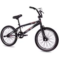 "Los mejores  - 20"" BMX BIKE KIDS FAITH 360 ROTOR FREESTYLE black - (20 inch)"