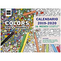 Lista Top 10 Calendarios de pared 2019
